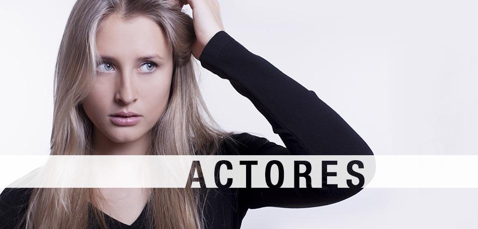 Book de Fotos para Actores