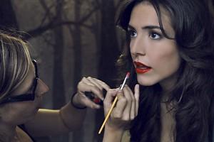 Sesión de fotos Maquillaje