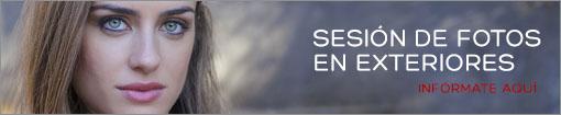 Sesión de fotos exteriores banner