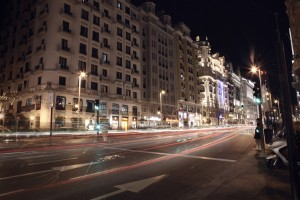 Madrid Centro - calles callao