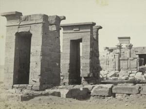 Templo Debod original