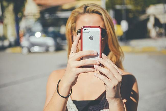 Fotografías profesionales para Tinder en Madrid