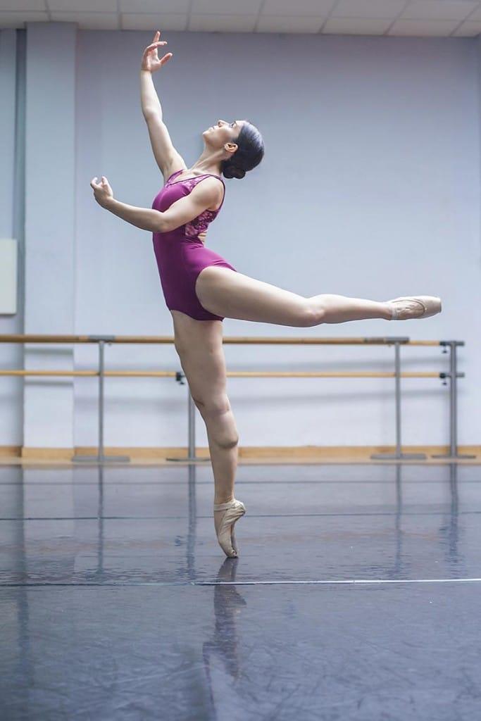 Sesiones de fotos para bailarines