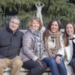 Sesión de fotos en familia Madrid