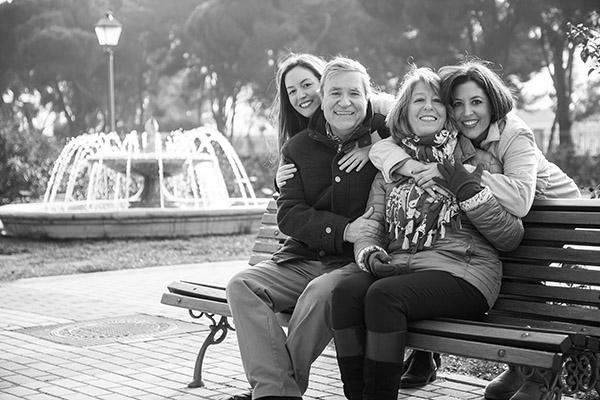 Book de fotos en Familia Madrid