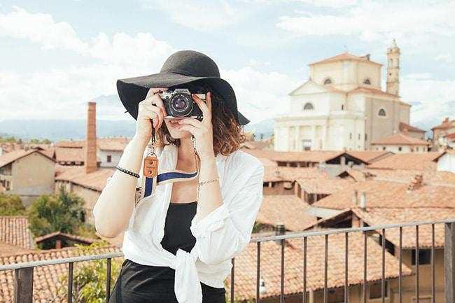 Fotogafía para redes sociales