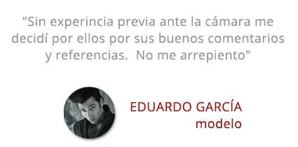 Testimonial Eduardo