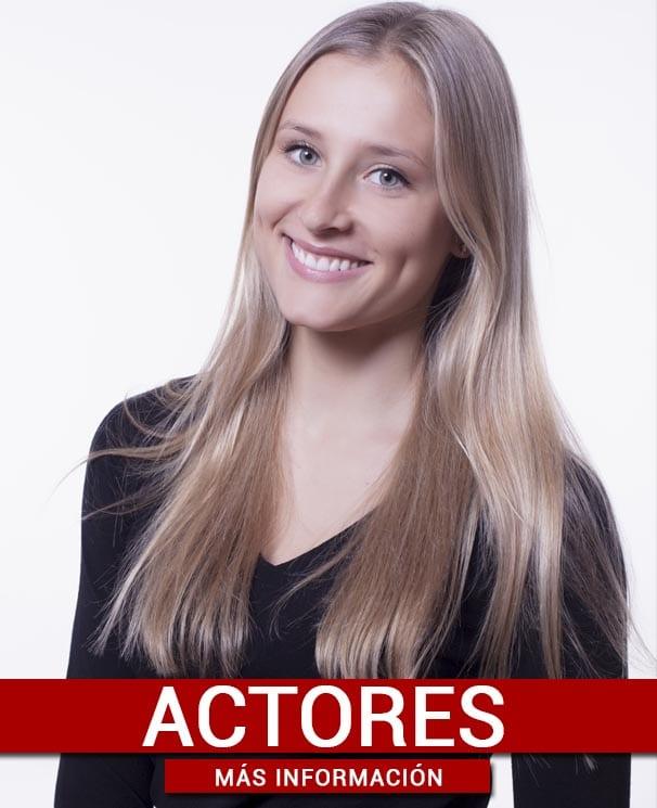 book de fotos actores