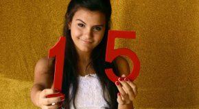 Fotógrafo para fiesta de 15 años en Madrid